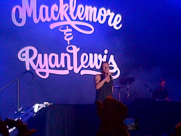 Macklemore in Toronto