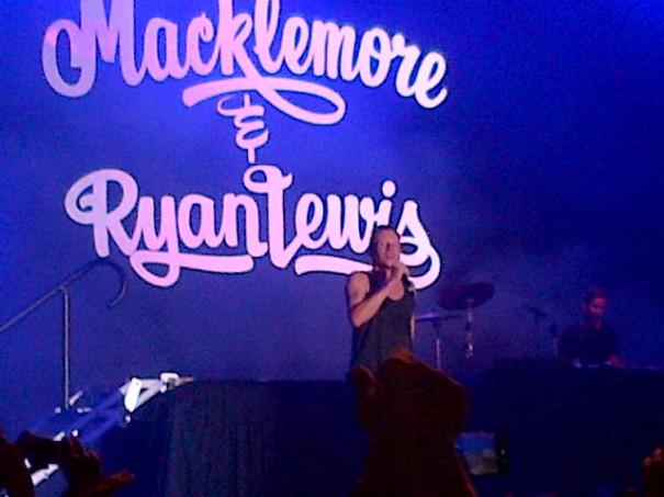 Macklemore in Toronto