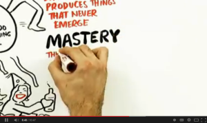 RSA Animate video about motivation, based on Drive, by Dan Pink