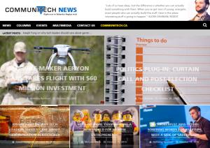 Tony runs Communitech's news site.