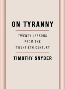 On-Tyranny