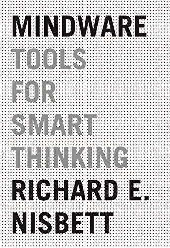 Mindware - Tools For Smart Thinking